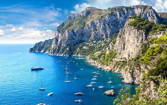 Rome, The Sorrentine Peninsula & Capri