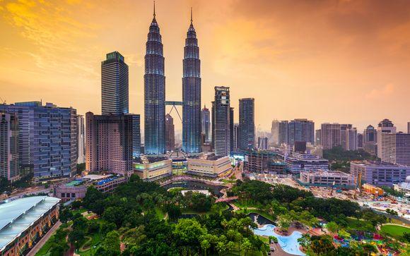 Ritz Carlton Kuala Lumpur 5* & Bali Niksoma Resort 4*