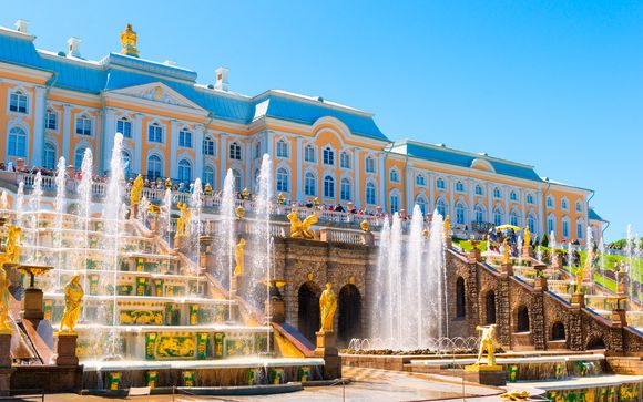 Indigo Hotel St.Petersburg-Tchaikovskogo 4* with Excursions Included