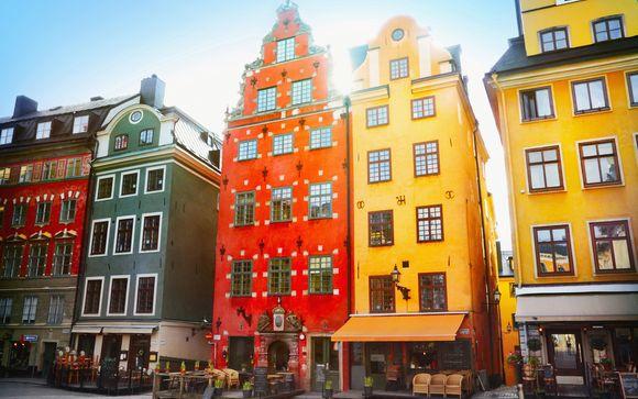 Destination...Stockholm