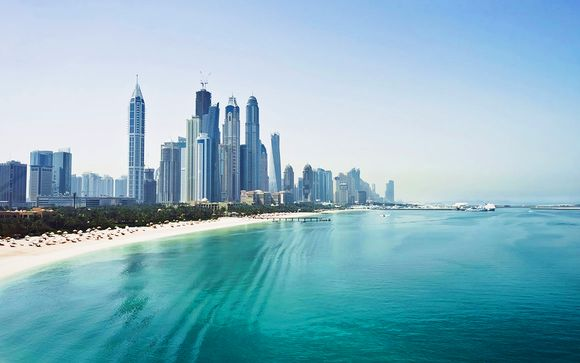 Optional Dubai Stopover