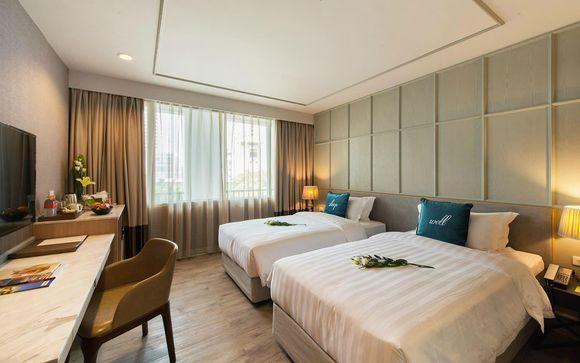 Well Hotel Bangkok 4*