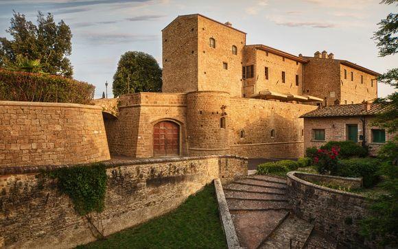 Luxury Spa Getaway in Historic Medieval Village