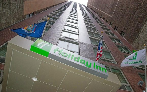 Holiday Inn New York Times Square 3*