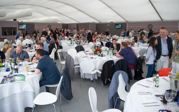 Silverstone Six Restaurant