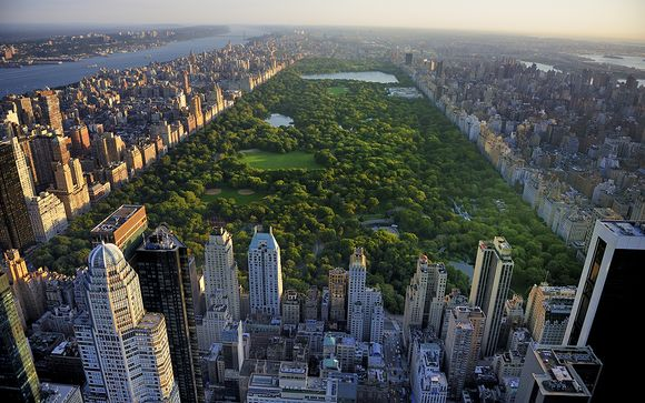 Upscale New York City Hotel near Central Park