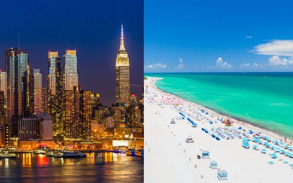 Doubletree Times Square West 4* & Plymouth Hotel Miami 4*