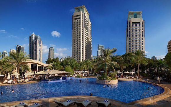 Luxury Dubai's World-Famous Jumeirah Beach
