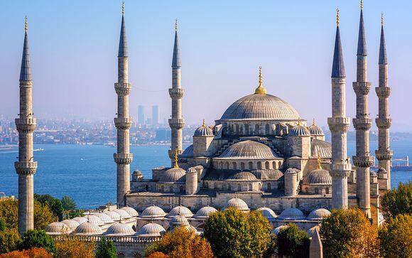 BVS Lush Hotel Taksim