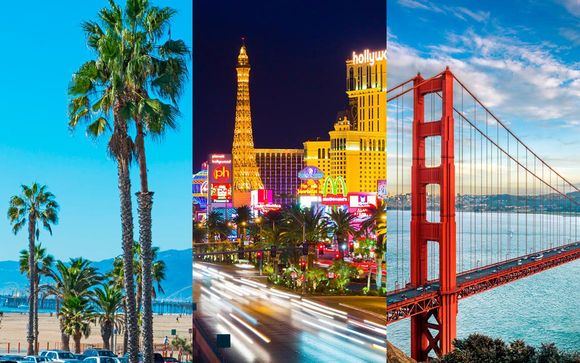 Triple Centre Stay in Three Iconic Cities