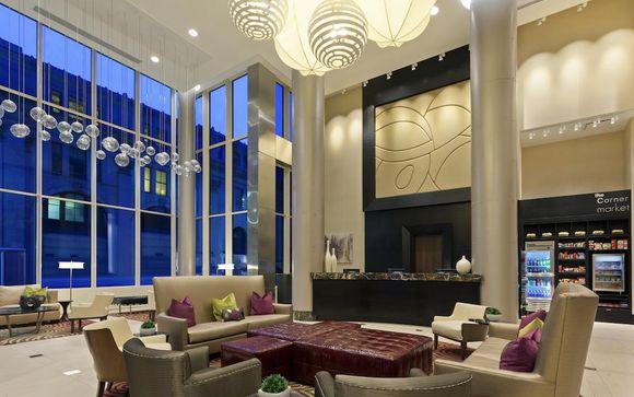 Fairfield Inn & Suites by Marriott New York Midtown Manhattan/Penn Station 3*