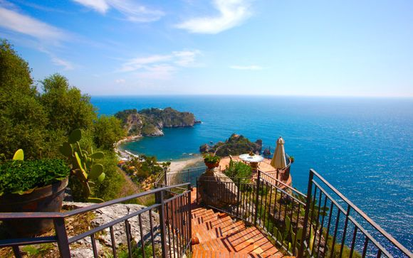 Romance and Panoramic Views over the Ionian Sea
