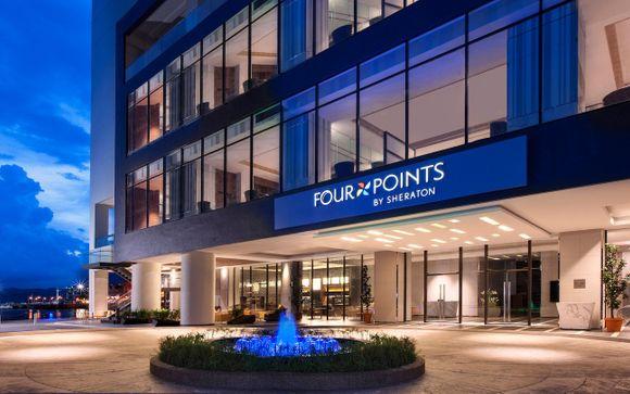 Four Points by Sheraton Sandakan 4*