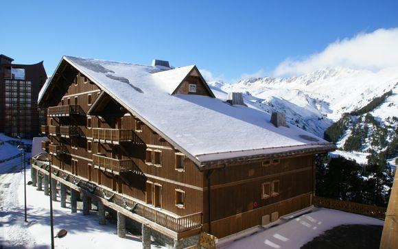 Résidence Chalet Altitude Arc 2000 4*