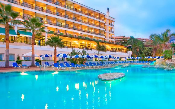 Blue Sea Costa Jardin & Spa 4*