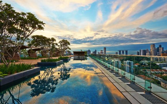 Hotel Jen Orchardgateway, Singapore - 3 nights