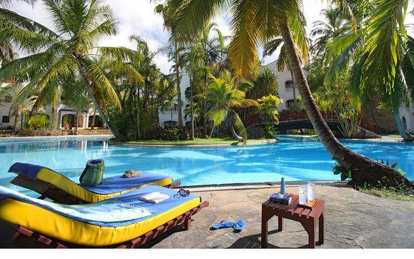 Sarova Whitesands Beach Hotel & Safari 4*