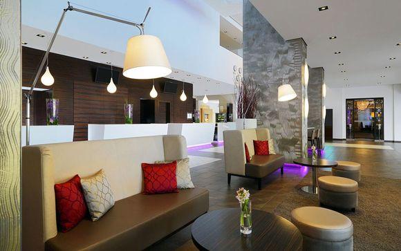 Sheraton Munich Arabellapark Hotel 4*