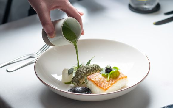 Your dinner at The Hyde Restaurant