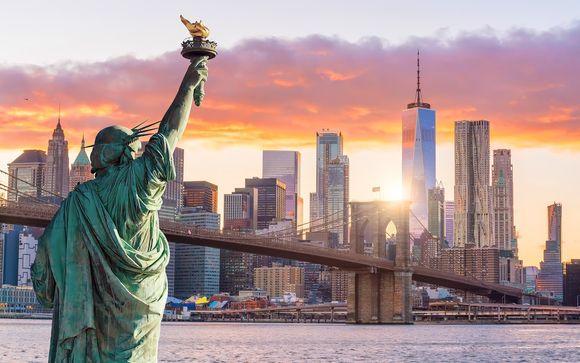 Optional Stopover in New York City