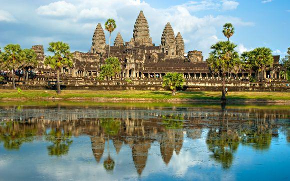 Explore Amazing Cambodia 5*