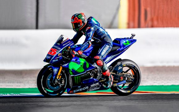 Tickets to Moto GP & Stay in Valencia