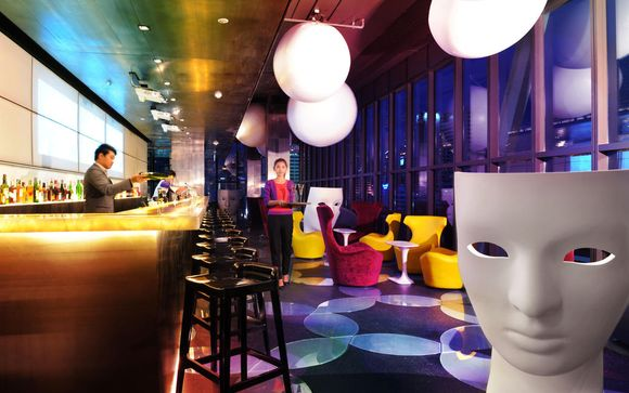 Mode Sathorn Hotel Bangkok 4*