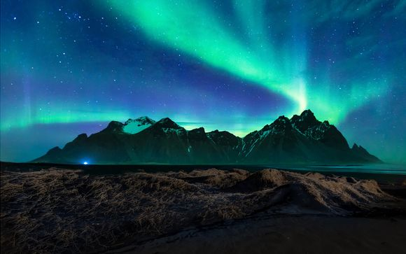 Included Excursion: Northern Lights (Aurora Borealis)