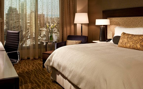 Intercontinental Times Square 4*