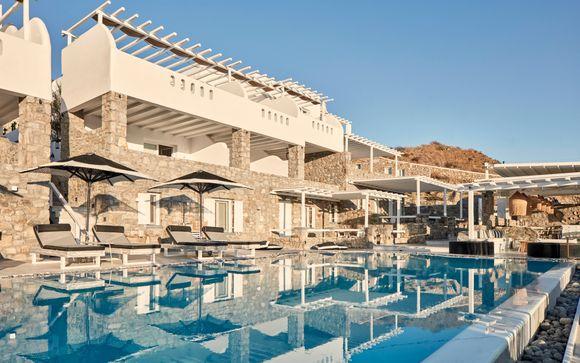Mykonos No5 Suites & Villas