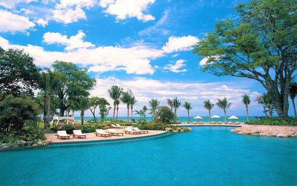 The Sukosol Hotel Bangkok 5* & Hyatt Regency Hua Hin 5*