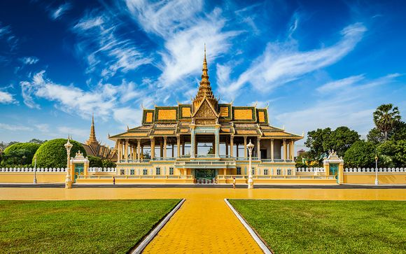 Incredible Cambodian Discovery with Optional Laos Break