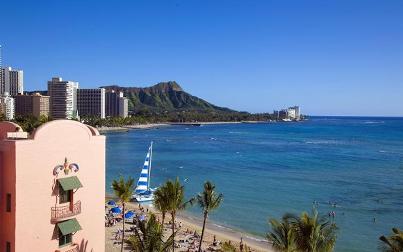 Optional Stopover in Honolulu