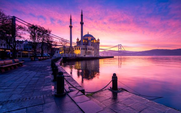 Optional Stopover in Istanbul