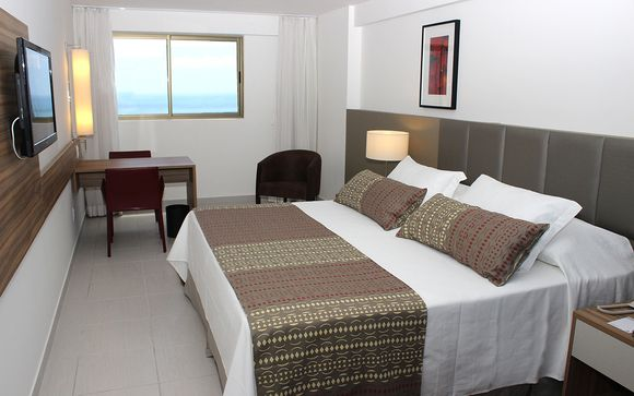 Nobile Suites Executive, Recife