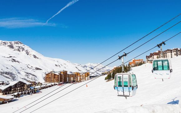 Ski and Spa Break in Picturesque Resort