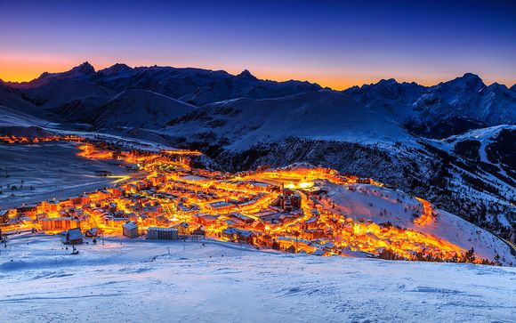 Family Ski Trip to Four-Star Alpine Hotel
