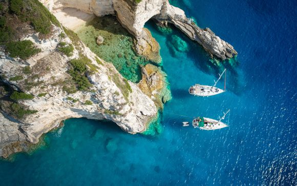 Ionian Sea Cabin Charter