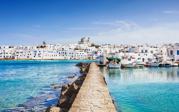 Explore the Azure Aegean Seas
