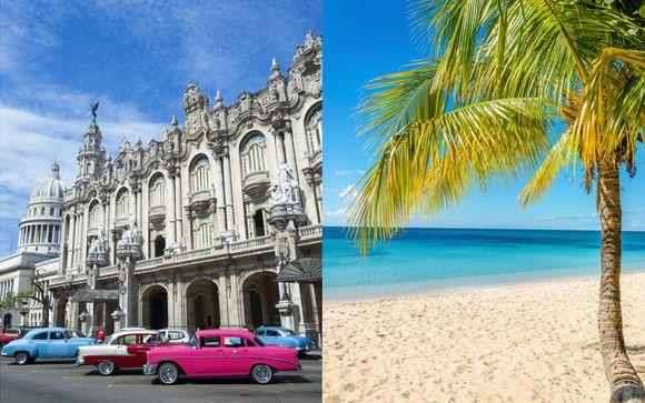 Iberostar Varadero & Gran Hotel Manzana Kempinski La Habana 5*