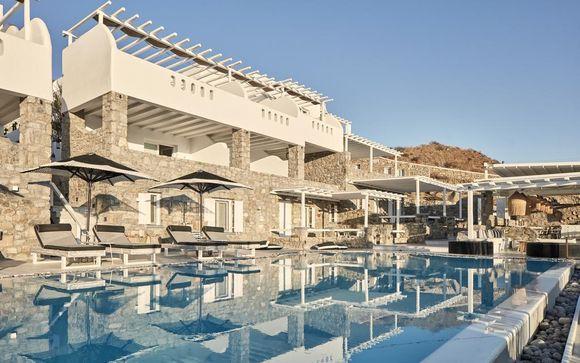 Mykonos No5 Suites & Villas 4*