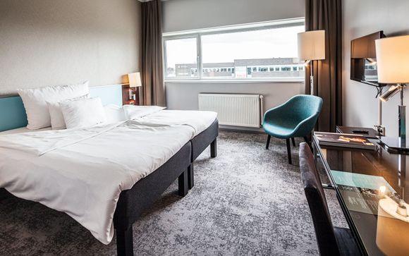 Scandic Sluseholmen Hotel 3*