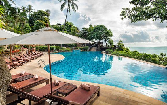Samui Buri Beach Resort & Panviman Resort Koh Phangan 4*