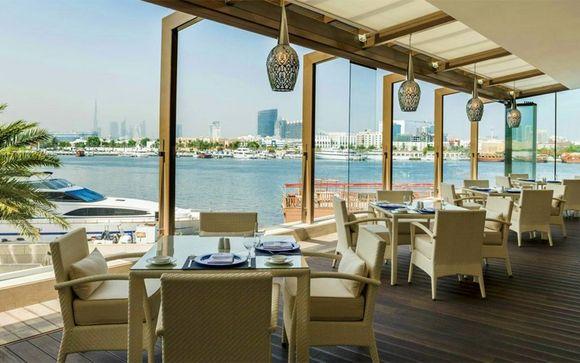 La Palmeraie 4* & Sheraton Dubai Creek 5*