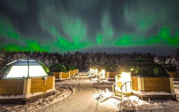 Winter Wonderland Filled with Snowy Adventures