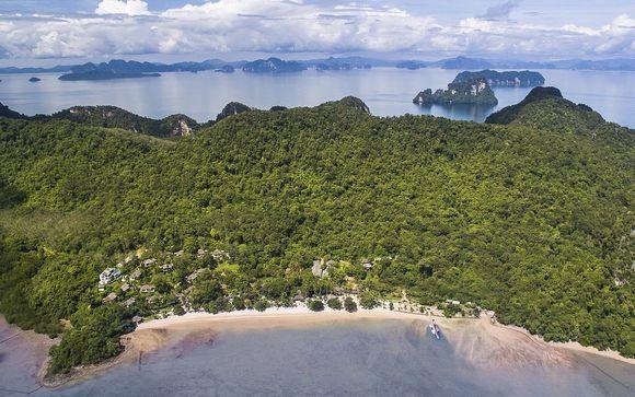 Paradise Koh Yao Noi 4*