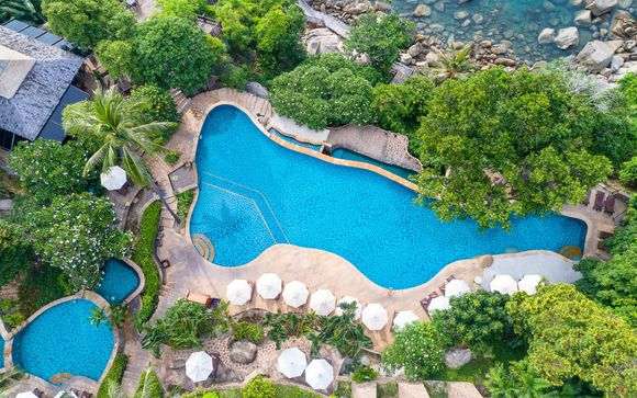 Panviman Resort Koh Phangan 5*