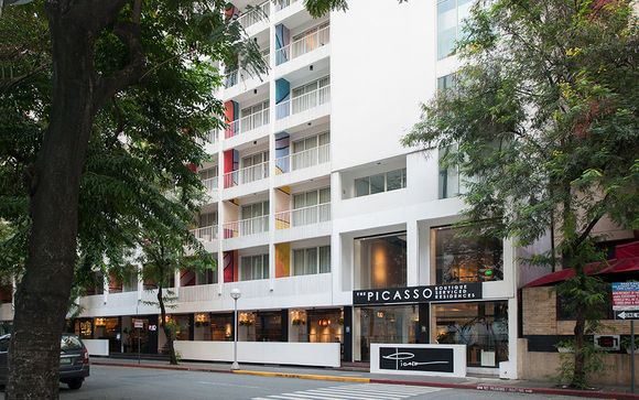 Picasso Boutique Residences 4*
