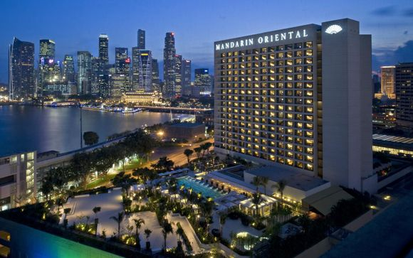 Mandarin Oriental, Singapore 5*