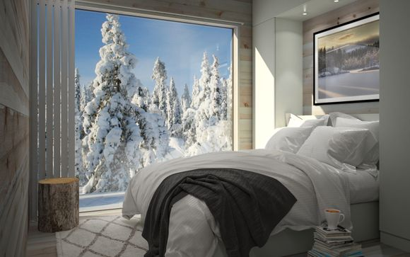 Lapland Express Train & Snow Hotel